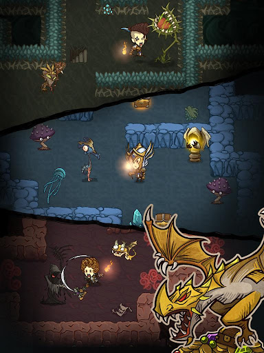 The Greedy Cave 3.1.0 screenshots 14