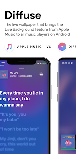 Diffuse – Apple Music Live Wallpaper 📀 (MOD APK, Paid) v0.9.1.0 1