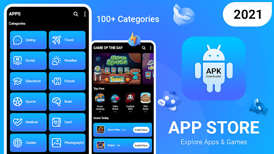 App Store Your Play Store - iphone Style App Store 1.1 Screenshots 1
