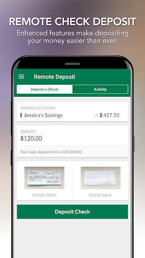 Veridian Credit Union Mobile Banking android2mod screenshots 5