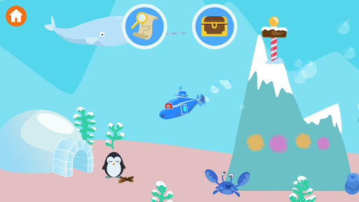 Carl the Submarine: Ocean Exploration for Kids  screenshots 7