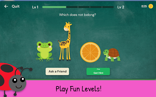 The Moron Test: Challenge Your IQ with Brain Games 3.50.11.02 screenshots 19