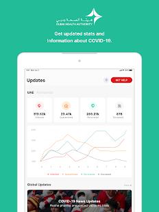 COVID19 - DXB Smart App 6.1-gms Screenshots 7