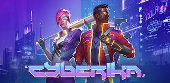 Jouez à Cyberika: RPG cyberpunk action aventure sur PC, le tour est joué, pas à pas!