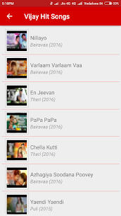 Tamil Songs Video 1.6.6 (MOD + APK) Download 3