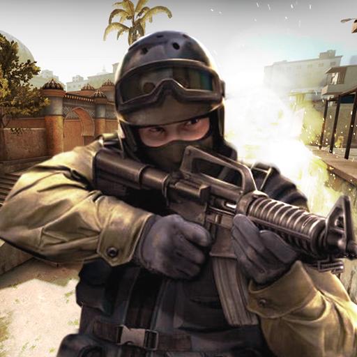 Critical strike - FPS shooting game