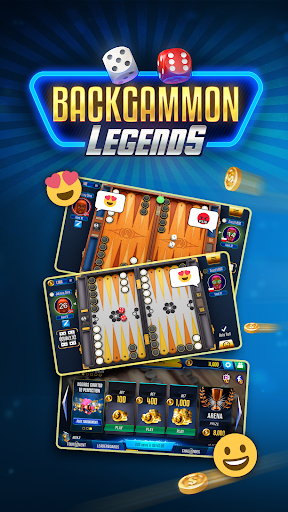 Backgammon Legends - online with chat 1.70.5 apktcs 1
