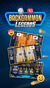 Backgammon Legends MOD Apk 1.0.0 (Unlimited Money) 1
