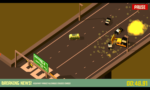 PAKO - Car Chase Simulator 1.0.8 Screenshots 24