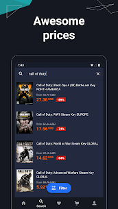 G2A – Games, Gift Cards & More MOD APK V3.5.2 – (Unlimited Money) 3