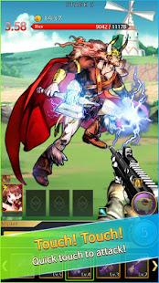 Raising Heroes (Clicker RPG)