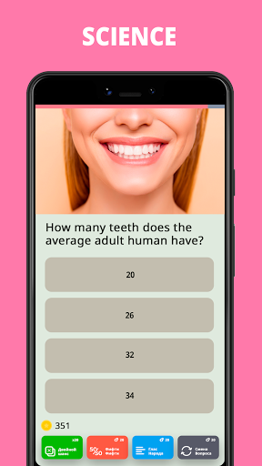 Free Trivia Game. Questions & Answers. QuizzLand.  screenshots 19