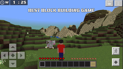 MiniCraft: Blocky Craft 2021 1.0.4 screenshots 2