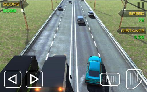 traffic moto racer screenshot 3
