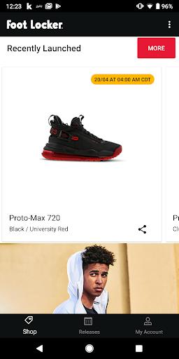 Foot Locker - Shop Shoes apktram screenshots 1