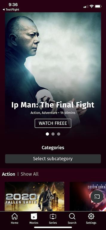 Popcornflix™ – Free Movies & TV poster 7