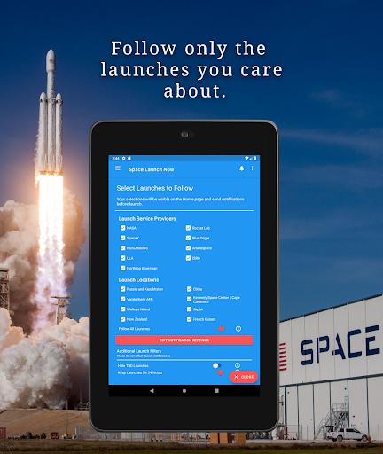 Space Launch Now - Watch SpaceX, NASA, etc...live! apktram screenshots 15