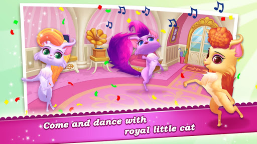 ud83dudc31ud83dudc31Princess Royal Cats - My Pocket Pets 2.2.5038 screenshots 4