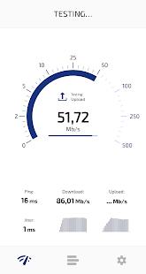 Speed Check Light 5G / 4G LTE / WiFi