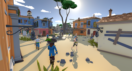 Pirates Island on Caribbean Sea Polygon screenshots 12