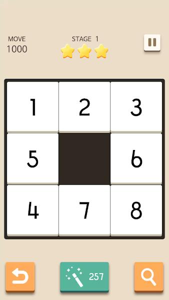 Slide Puzzle King