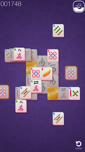 Gold Mahjong FRVR - The Shanghai Solitaire Puzzle screenshots 3