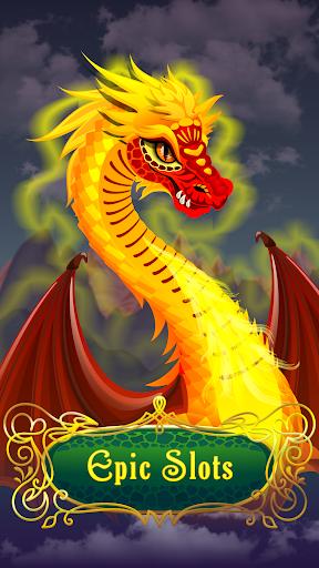 dragon olympus slot machine screenshot 1