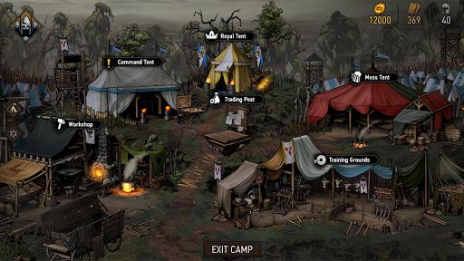 The Witcher Tales: Thronebreaker  screenshots 5