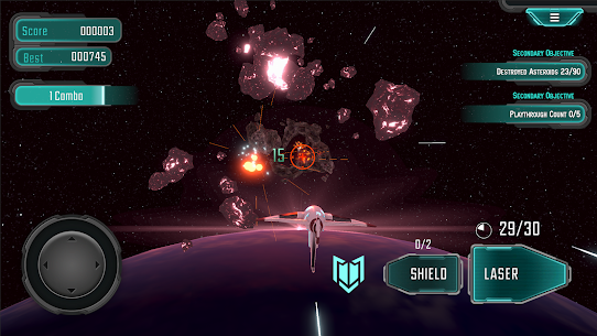 Asteroids Star Pilot Hack Game Android & iOS 2