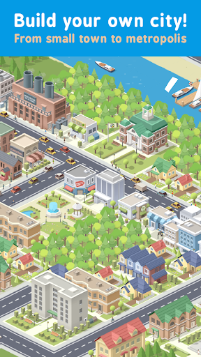 Pocket City 1.1.355 pic 1