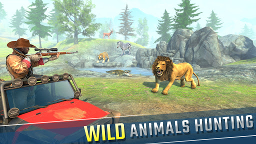 Wild Animal Hunting 2021: Best Shooting Games FPS  Screenshots 12