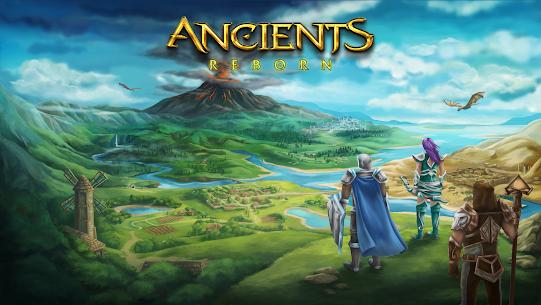 MMO RPG Ancients Reborn – MMORPG 4