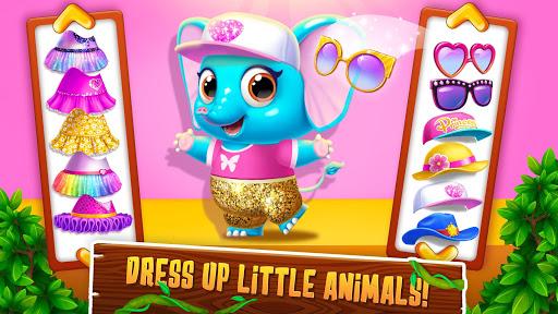 Panda Lu Treehouse - Build & Play with Tiny Pets  Screenshots 6