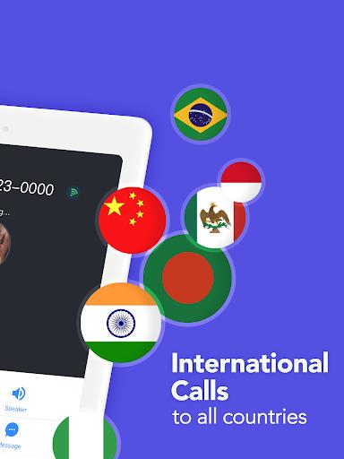 TalkU Free Calls +Free Texting +International Call  Screenshots 8
