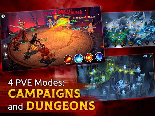 Age of Magic: Turn-Based Magic RPG & Strategy Game 1.26.3 screenshots 12