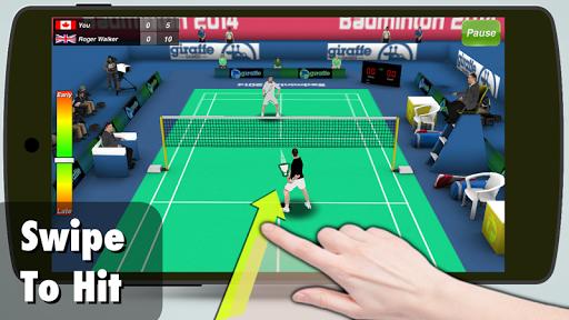 Badminton 3D  Screenshots 1
