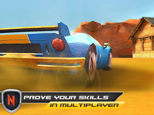 Real Car Speed: Need for Racer 3.8 screenshots 16