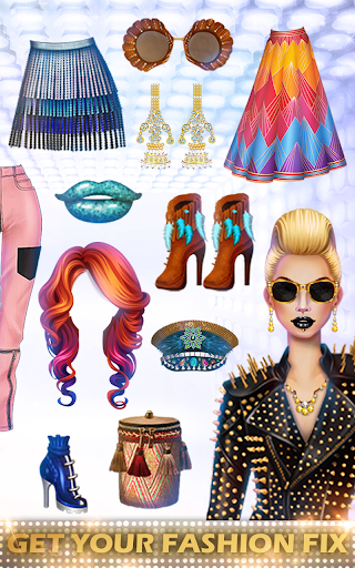 Dress Up Games Stylist: Fashion, Style Dress Up ud83dudc57  Screenshots 11