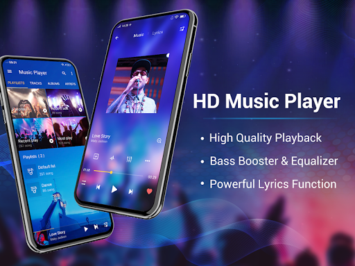 Music Player for Android screenshot 14