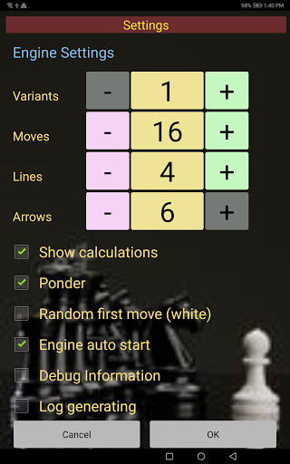 Chess for All  screenshots 14