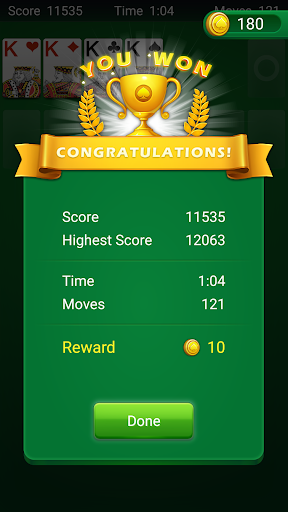 Klondike Solitaire - Patience Card Games 2.0.1.20201020 screenshots 4