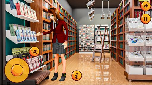 High School Girl Simulator u2013 Virtual School Life apktram screenshots 9