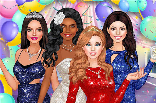 Prom Night Dress Up 1.2.3 screenshots 1