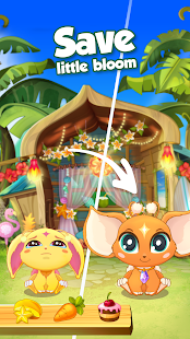 Bloomberry match-3 story. Merge fruits