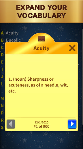 Word Wiz - Connect Words Game 2.4.0.1431 screenshots 4