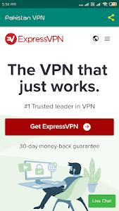 Pakistan VPN - Fast VPN Proxy & Wi-Fi Security 1.0