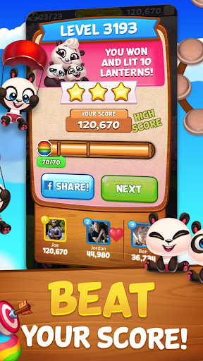 Bubble Shooter: Panda Pop! 9.6.001 screenshots 4