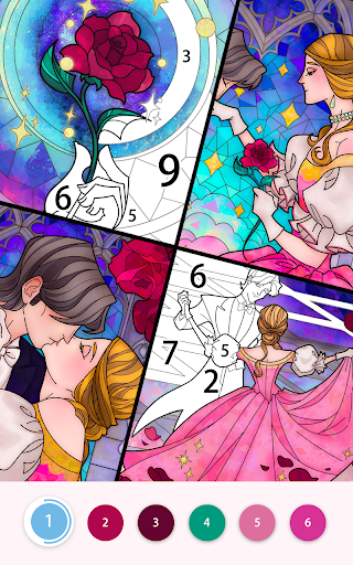 Color For You - Plot stories & Color by number 1.3.0 screenshots 15