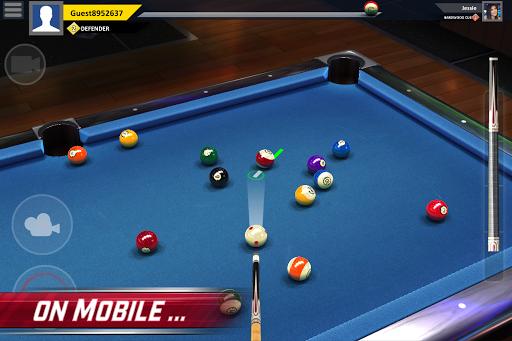 Pool Stars - 3D Online Multiplayer Game  Screenshots 24