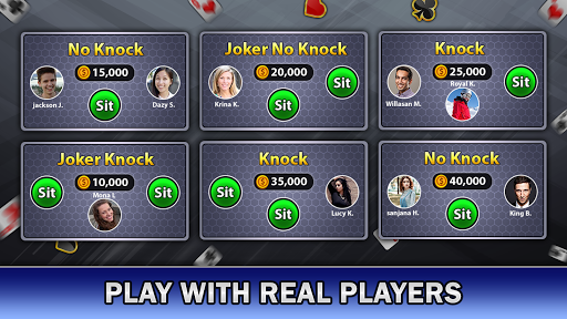 Tonk Online : Multiplayer Card Game android2mod screenshots 4